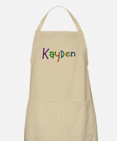 Kayden Play Clay Apron