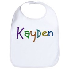 Kayden Play Clay Bib