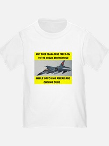 MUSLIM PLANES T-Shirt