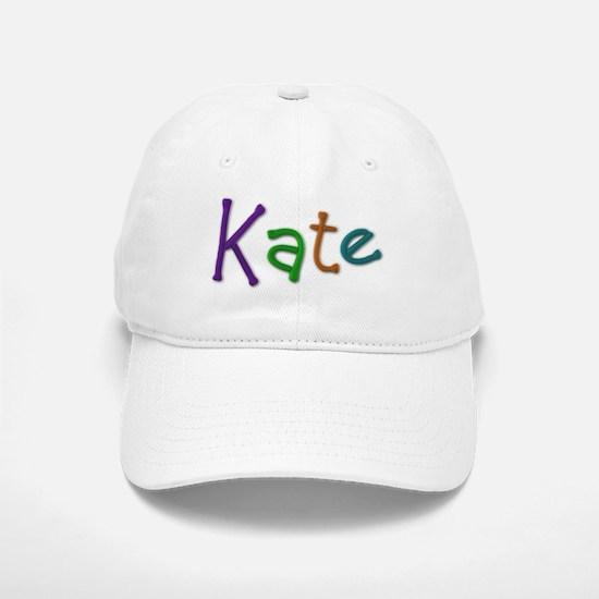 Kate Play Clay Baseball Baseball Baseball Cap