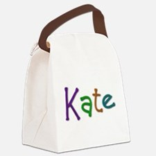 Kate Play Clay Canvas Lunch Bag