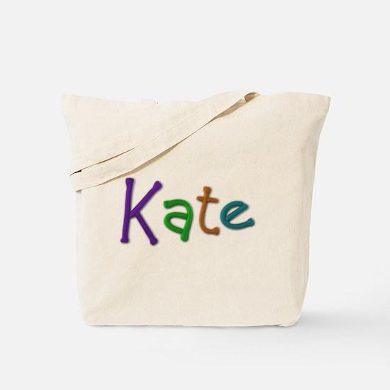 Kate Play Clay Tote Bag