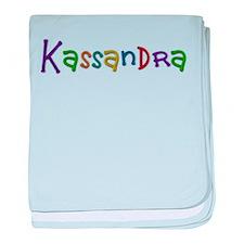 Kassandra Play Clay baby blanket