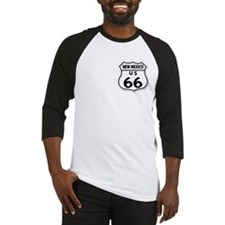 U.S. ROUTE 66 - NM Baseball Jersey