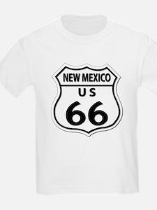U.S. ROUTE 66 - NM T-Shirt