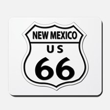 U.S. ROUTE 66 - NM Mousepad