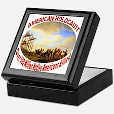 American Holocaust Keepsake Box