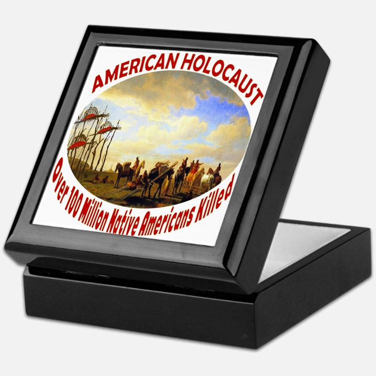 American Holocaust Keepsake Box