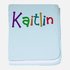 Kaitlin Play Clay baby blanket