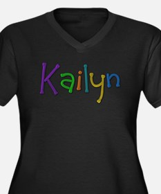 Kailyn Play Clay Plus Size T-Shirt