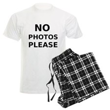 No Photos Please Pajamas