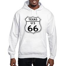 U.S. ROUTE 66 - TX Hoodie