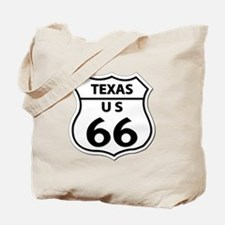 U.S. ROUTE 66 - TX Tote Bag