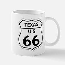 U.S. ROUTE 66 - TX Mug