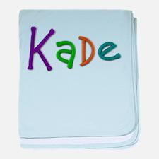 Kade Play Clay baby blanket