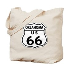 U.S. ROUTE 66 - OK Tote Bag