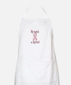 My Mom's a Fighter! BBQ Apron
