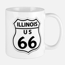 U.S. ROUTE 66 - IL Mug