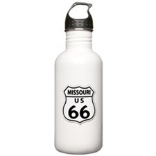 U.S. ROUTE 66 - MO Water Bottle