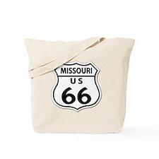 U.S. ROUTE 66 - MO Tote Bag