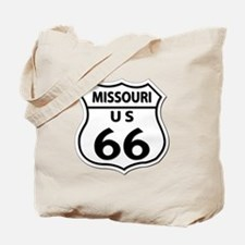U.S. ROUTE 66 - MO Tote Bag