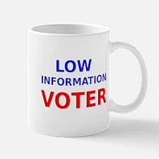 Low Information Voter Mug