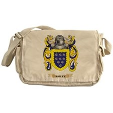 Bailey Coat of Arms Messenger Bag