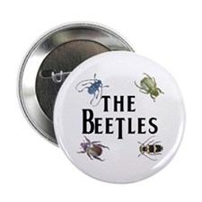 The Beetles Button