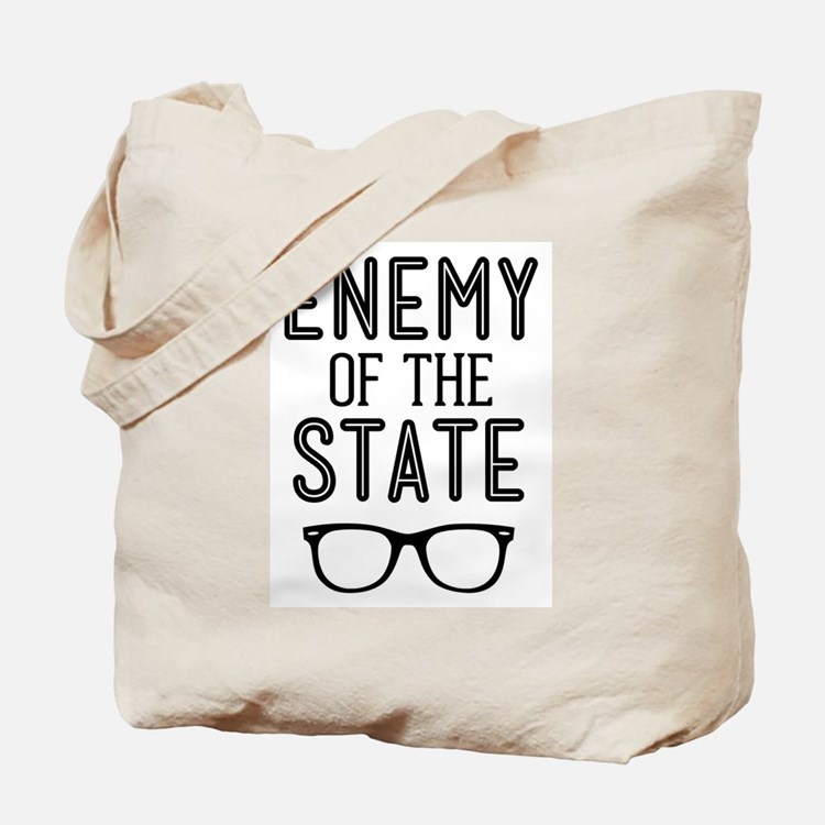 Enemy of the State Tote Bag