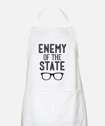 Enemy of the State Apron