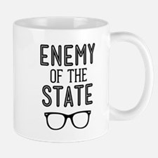 Enemy of the State Small Small Mug