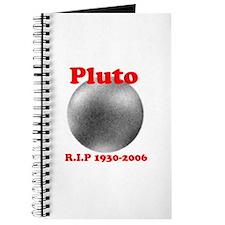 Pluto - Revolve in Peace Journal