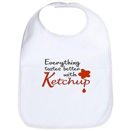 Ketchup Bib