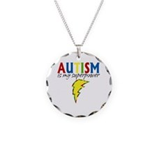 Autism is my Superpower Necklace