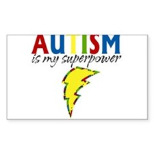 Autism is my Superpower Decal