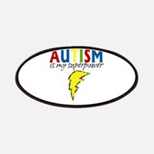 Autism is my Superpower Patches