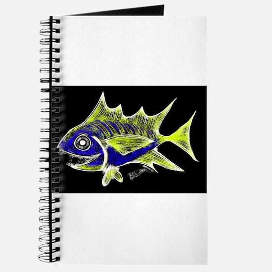 Retro Tuna 1 Art Journal