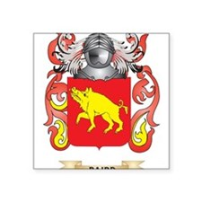 Baird Coat of Arms Sticker