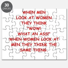 men and women Puzzle