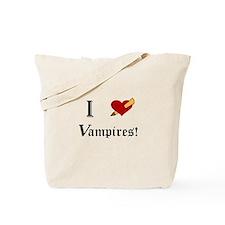 I Slay Vampires Tote Bag