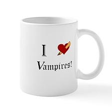I Slay Vampires Small Mug