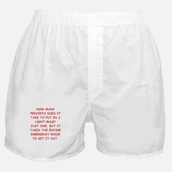 strange Boxer Shorts