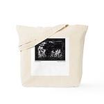 Harbour's Sleeping Beauty Tote Bag