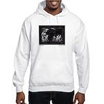 Harbour's Sleeping Beauty Hooded Sweatshirt