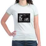 Harbour's Sleeping Beauty Jr. Ringer T-Shirt