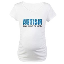 Autism Love Needs No Words Shirt