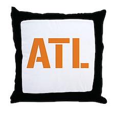 AIRCODE ATL Throw Pillow