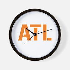 AIRCODE ATL Wall Clock