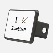 I destory Zombies Hitch Cover