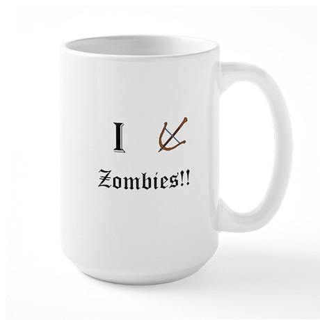 I destory Zombies Mug